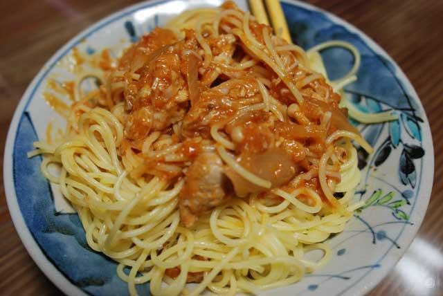 スパゲッティー2